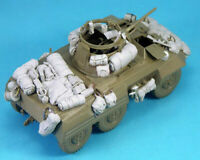 1/35 Resin Stowage for WWII US Greyhound Armored Car Unpainted QJ096