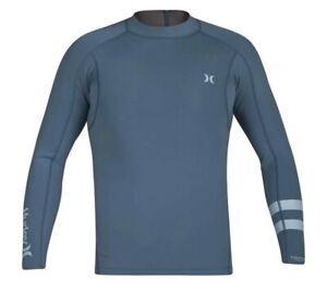 Hurley Advantage Plus 1/1 MM Jacket - XL 890920 Wetsuit Top Shirt Blue