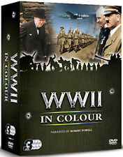 DVD:WWII IN COLOUR - NEW Region 2 UK 74