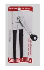 Swing A-Way Commercial EASY CRANK Can Opener Heavy Duty Large Grip Design