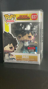 Dabi #637 2019 Fall Convention Vaulted Exclusive My Hero Academia Pop!
