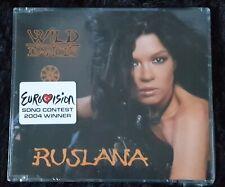 RUSLANA - WILD DANCES - EUROVISION 2004 WINNER - 1 TRACK CD SINGLE SLIM - SEALED
