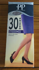 Pretty Polly 30 Denier Stockings Sensation One Size