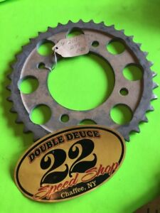 GENUINE Honda NOS 41201-278-000 SPROCKET (37T) CL72 CL77