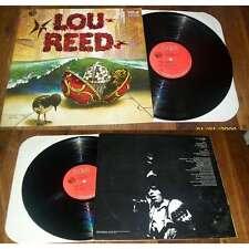 LOU REED - Same First LP Italian Press Rock Folk