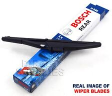 BOSCH REAR WIPER BLADES MINI MINI R56 R60 CITROEN JEEP RENEGADE FIAT TIPO H240
