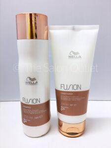 Wella Fusion Intense Repair Shampoo 250ml and Conditioner 200ml Duo (RRP £32.50)