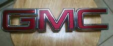 2016-2019 GMC Acadia Terrain Front Grille Emblem Genuine OEM #23456058 NICE used