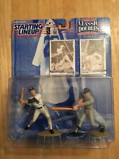 Mickey Mantle & Roger Maris 1997 Starting Lineup Sports Figures Ny Yankees New