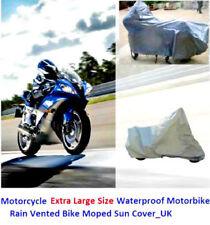 XL Waterproof Motorbike Motorcycle Bike Rain Cover Dust UV Resistant NEWUK Stock