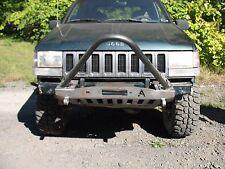 1993-98 Jeep Grand Cherokee ZJ Shorty Winch Stinger Front Bumper