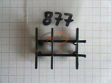 2x ALBEDO Ersatzteil Ladegut Zubehör Träger Unterbau schwarz 1:87 - 0877