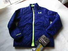 UNDER ARMOUR COLD GEAR INFRARED STORM 1 MagZip Girl's JACKET Sz.Youth XS NWT $99