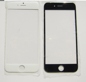 IPHONE FRONT GLASS  4 5 6 7 6+ FRONT GLASS ONLY