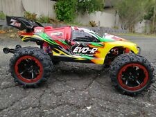 Remo hobby EVO-R 4X4 Brushless 2.4G 1/8 4WD Ultimate Truggy Truck 8066