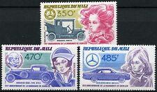 Mali 1984 SG#1035-7 Gottlieb Daimler, Motor Cars MNH Set #D81333