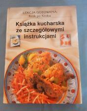 LEKCJA GOGOWANIA Krok po Kroku Ksiazka kucharska ze szczegolowymi instrukcjami