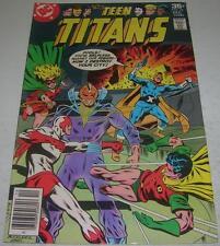 TEEN TITANS #52 (DC Comics 1977) JOKER'S daughter THE HARLEQUIN app (FN/VF)