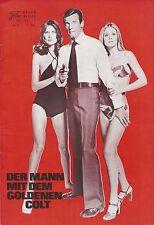 NFK: 126: Mann mit den goldenem Colt ( James Bond 007 ) Roger Moore, ( hellrot )