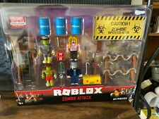New Jazwares Roblox Zombie Attack  Exclusive Virtual Item Toy Boyd Girls