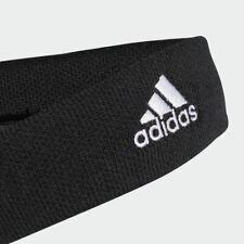 Adidas-Headbands-Adidas T16 Tennis Headband-Black-