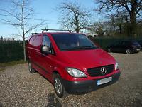 Mercedes Vito 109 Compact 2007 panel van NO VAT