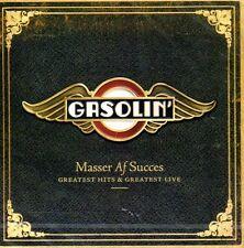 2 CD GASOLIN, MASSER AF SUCCES, GREATEST HITS & LIVE, NEU