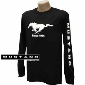 Mustang Since 1964 Long Sleeve 3XL Shirt - CLEARANCE PRICED & Free USA Shipping!