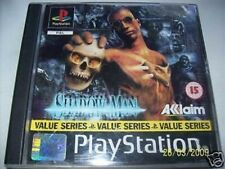 SONY PLAYSTATION 1 SHADOWMAN GAME COMPLETE EXCELLENT CONDITION