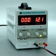 YaeTek Variable Linear Adjustable Lab DC Bench Power Supply 0-30V 0-5A 8013SSA
