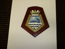 SHIPS CREST - HMS  / RFA  BLUE ROVER