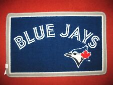 2015 TORONTO BLUE JAYS WELCOME MAT Giveaway NEW door matt no bobblehead