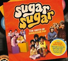 Various Artists : Sugar Sugar: The Birth of Bubblegum Pop CD (2011)