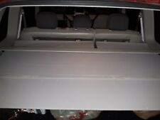 Cargo Cover Nissan X-Trail & T30