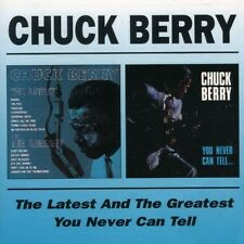 Chuck Berry - Latest & Greatest / You Never Can Tell [New CD] Rmst