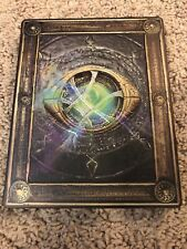 Doctor Strange (Blu-ray/DVD, SteelBook 3D Only  Best Buy) Very Rare