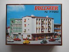 Vollmer N 7720 Wohnblock Geschäftshaus NEU OVP Wohnhaus Laden Apartmenthaus