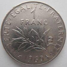 FRANCIA 1960 1 Franco