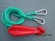 New listing Tow Rope Bridle For Tubing Boarding And Skiing / Red Green Made In Usa
