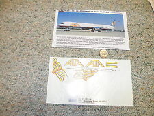 Draw decals 1/144 44-757-26 Ata American Trans Air 757s K9