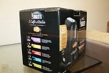 Bialetti Mini Express Espresso Cappuccino Latte Machine Black Single serve CF62