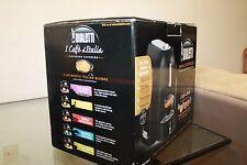 Bialetti Mini Express Espresso Cappuccino Latte Machine Black Single serve CF62