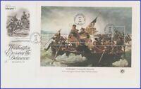 USA3 #1688 U/A ARTCRAFT FDC SvSht  Washington Crossing the Delaware