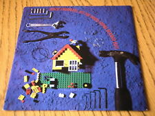 """HOUSE ENGINEERS - HIT THE HOUSE  7"""" VINYL PS"""