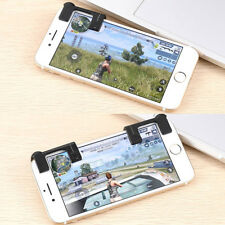 2Pcs Clip Game Controller Joystick Fire Button for Touch Screen Phone iPhone 8 X