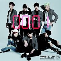 WAKE UP(regular) [Audio CD] Bts Free Shipping with Tracking# New from Japan