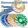 100mm Diamond Segment Grinding CUP Wheel Disc For Grinder Concrete Granite Stone