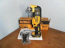 DeWalt DCS355B 20V XR Brushless Oscillating Multi-Tool (Tool Only) *NEW