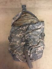 US Military MOLLE II ACU Sustainment Pouch for Army Ruck-sack Main Backpack