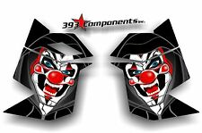 SKI DOO REV XP SNOWMOBILE SLED GRAPHICS DECAL STICKER KIT SIDE PANEL JOKER